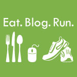 EatBlogRun Badge