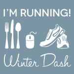 Eat. Blog. Run. Winter Dash