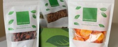 Powering Up on Nature Box Snacks