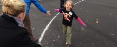Where Kids Run: School Walk-a-thon